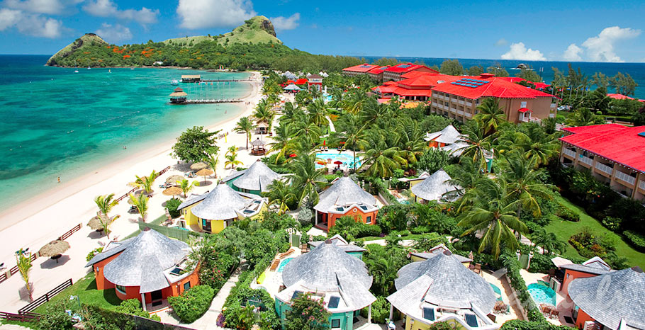 309602d0cc92dc Sandals Grande St. Lucian - Precious Nuptials   Destinations ...